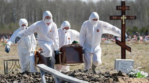 У МОЗ пояснили, якими мають бути похорони померлих від COVID-19 та чи потрібна кремація