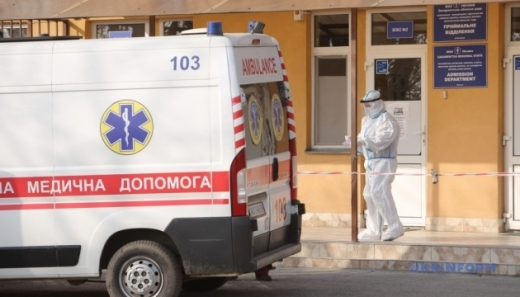 """""""Червона"""" зона: у Закарпатській області - найвищий показник завантаженості ліжок з киснем"""