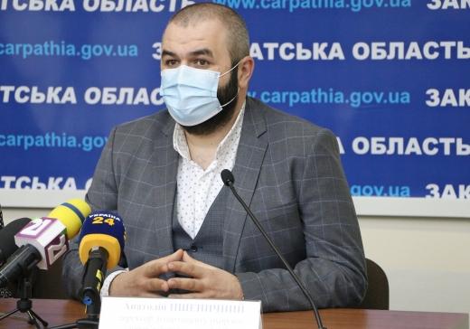 В Ужгороді відбувся брифінг щодо дотримання вимог протоколів лікування COVID-19