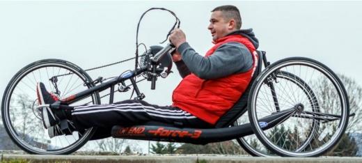 Герой АТО з Мукачева візьме участь у національному відборі до складу команди для Warrior Games у США