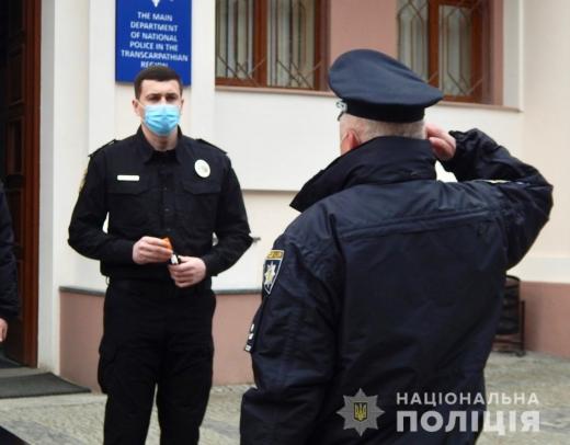 На Закарпатті активно впроваджується проєкт «Поліцейський офіцер громади»