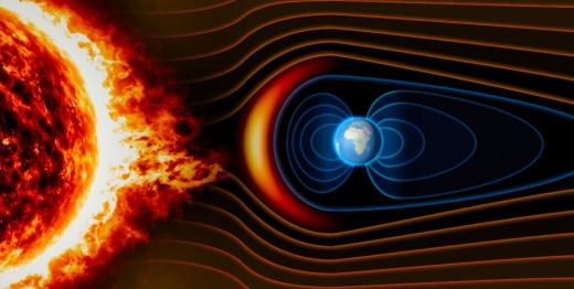 На цьому тижні в Україну прийдуть потужні магнітні бурі