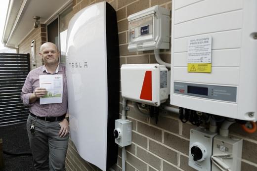 У Німеччині число домашніх систем накопичення енергії сягнуло 300 тисяч