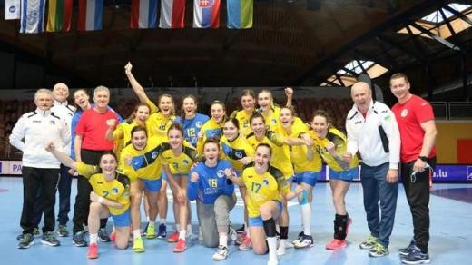 Україна здолала Ізраїль у боротьбі за путівку на чемпіонат світу-2021 з гандболу