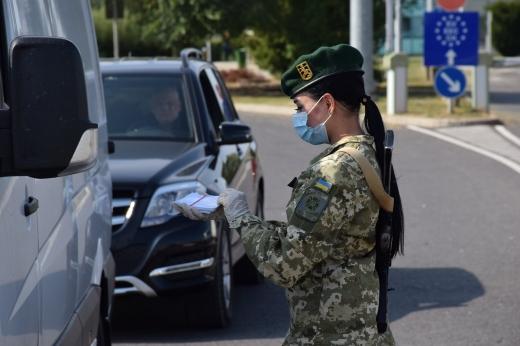 Прикордонники визначили інтенсивність перетину західного кордону у 2021 році