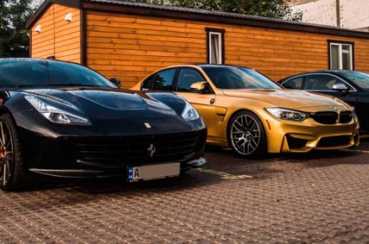 Власники елітних автівок сплатили до місцевих бюджетів Закарпаття 440 тисяч гривень