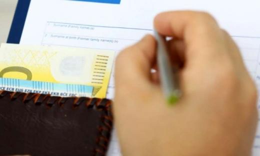 Біометричні українські візи для іноземців: підписано закон