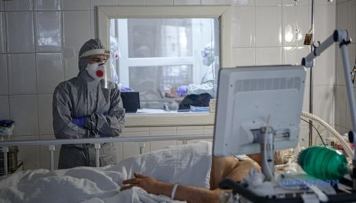 На Закарпатті зафіксовано найвищий показник добової смертності від коронавірусу