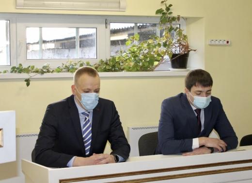 В Ужгородській окружній прокуратурі – новий керівник