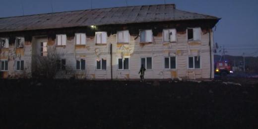 Пожежа на Тячівщині: поліція відкрила кримінальне провадження за підпал (ВІДЕО)