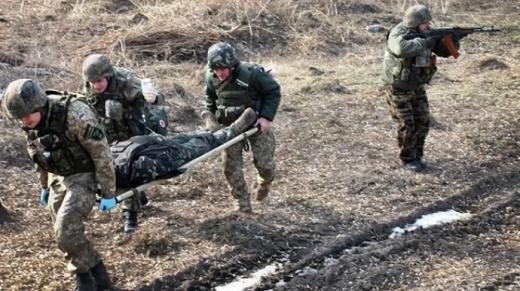 На Донбасі загострення: загинули 4 військових