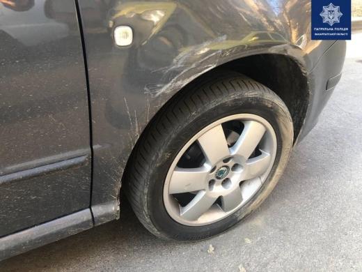 Патрульні розшукують винуватця та очевидців ДТП в Мукачеві