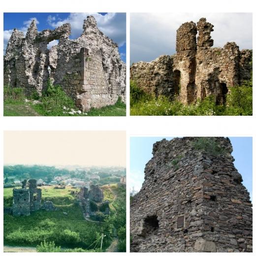 Чотири замки Закарпаття законсервують