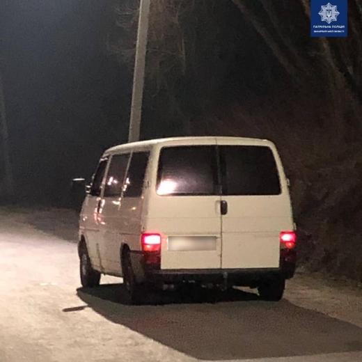 В Ужгороді поліція продовжує фіксувати порушення карантинних обмежень
