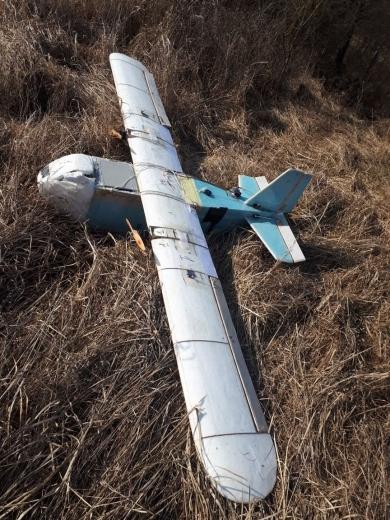 На Ужгородщині знайшли безпілотник для переправки контрабанди з конструкцією для його запуску (ФОТО, ВІДЕО)