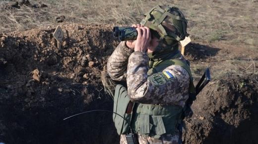 Бойовики 7 разів обстріляли позиції ЗСУ із забороненої зброї