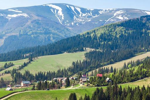 398 км Карпатами: краян і гостей області запрошують у похід Закарпатським туристичним шляхом