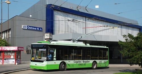 Українська компанія перемогла Skoda у конкурсі на поставку тролейбусів у Чехії