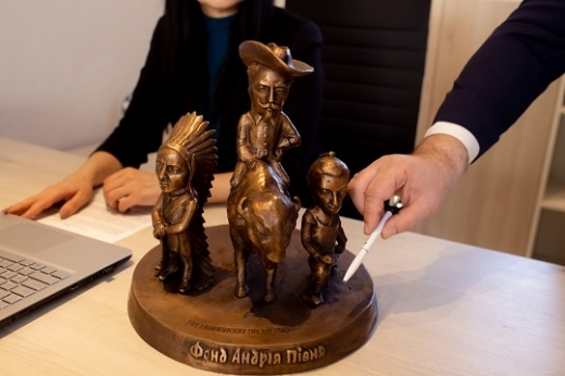Ужгородська колекція міні-скульптур поповниться незвичним екземпляром (ВІДЕО)