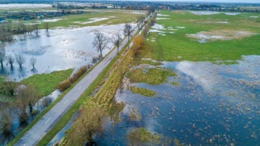 Надзвичайники Закарпаття попередили про ймовірні підтоплення через погіршення погодних умов