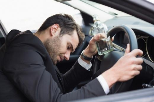 Стало відомо, скільки водіїв у стані сп'яніння виявили на Закарпатті поліцейські у 2021 році