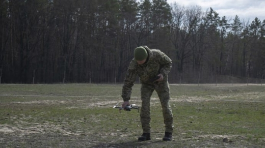 Охорону кордону з РФ та Білоруссю посилять дронами