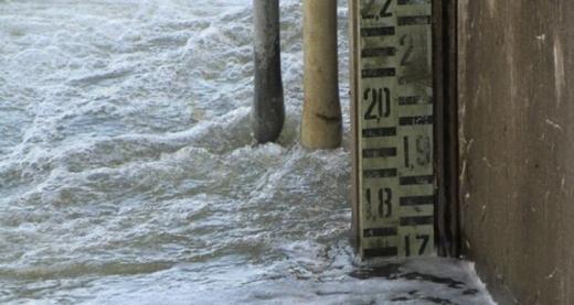 Рівень води в закарпатських річках піднявся