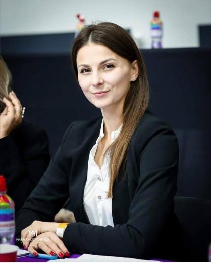 Ужгородка здобула звання заслуженої тренерки України