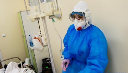 На Закарпатті виявлено 165 випадків інфікування коронавірусом, 7 пацієнтів померло