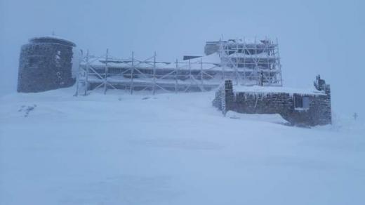 До -13 градусів: у Карпати повернулася справжня зима