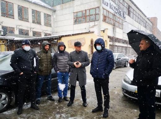 В Ужгороді на одному з перехресть встановлять світлофор