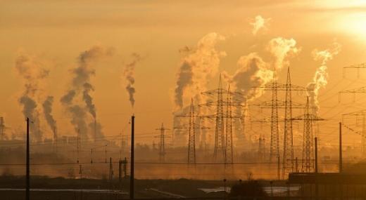 Україна має намір скоротити викиди СО2 на 65% у порівнянні з 1990 роком