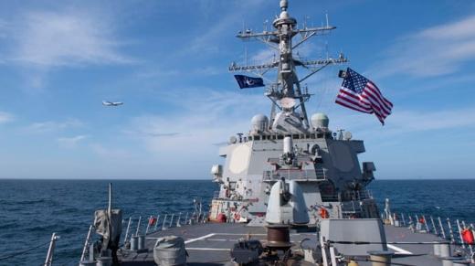 Бойові кораблі ВМС США зайдуть в Чорне море наступного тижня – ЗМІ
