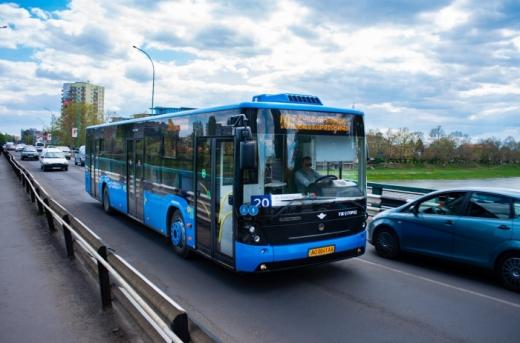 Графік руху автобусів в Ужгороді цими вихідними, 10-11 квітня