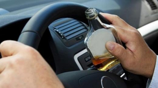 За тиждень на Закарпатті поліція зупинила 34 водіїв у стані алкогольного сп'яніння