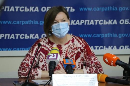 Цього тижня Закарпаття отримає вакцину для профілактики коронавірусу Sinovaс