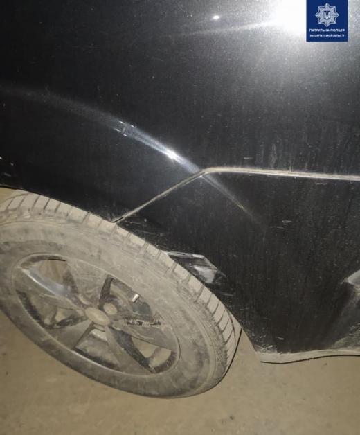 ДТП в Ужгороді: водії керували у стані сп'яніння