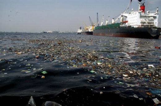 В ООН підготували проект зі зниження викидів сміття в океан