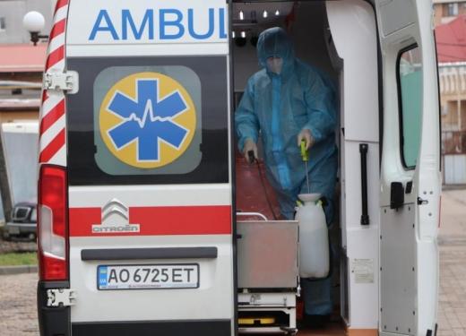 Коронавірус на Закарпатті: 157 нових випадків, 1 людина померла