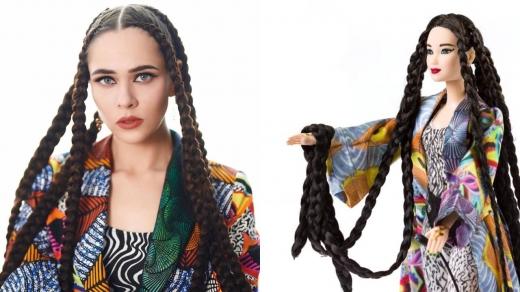 Українські зірки стали ляльками Барбі: від Олі Фреймут до Alyona Alyona