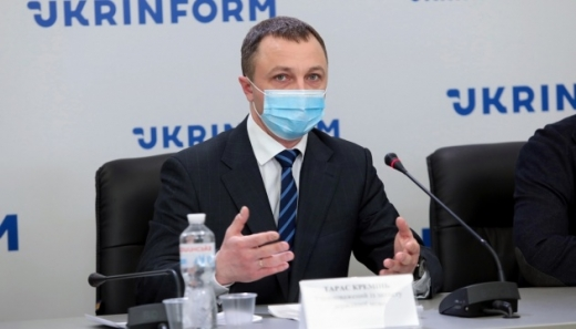 Тарас Кремінь відреагував на інформацію про мовний скандал у дитсадку Виноградова
