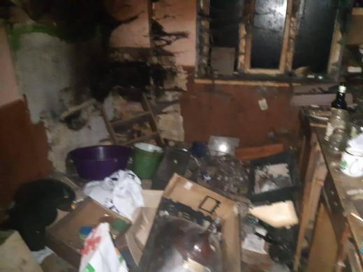 У пожежі на Великоберезнянщині загинув чоловік