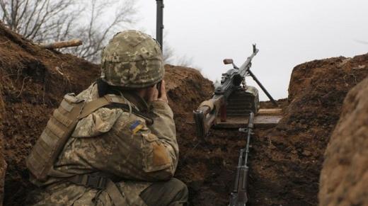 Бойовики 18 разів гатили по позиціях ЗСУ