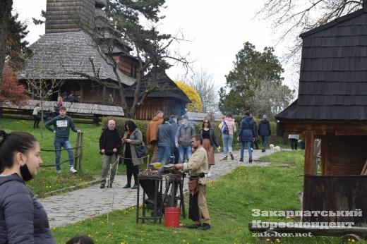 """В Ужгороді – """"Весняний буйноцвіт"""" (фоторепортаж)"""