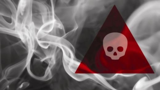 На Ужгородщині чоловік отруївся чадним газом під час пожежі у будинку