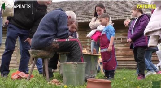 В Ужгороді відбувся перший весняний фестиваль (ВІДЕО)