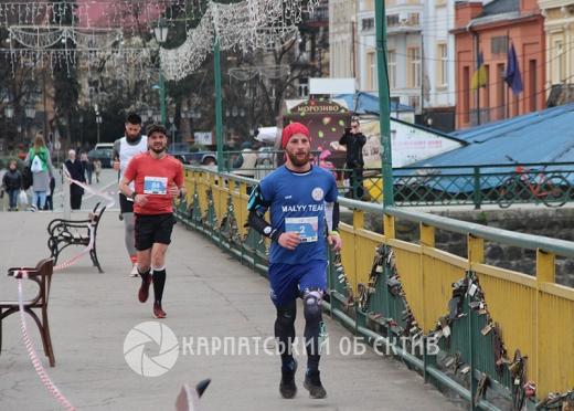 У  неділю в Ужгороді відбувся Uzhhorod Sakura Half Marathon 2021
