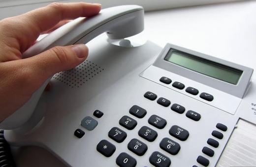 """20 квітня діятиме традиційна """"гаряча"""" телефонна лінія із керівництвом Закарпатської ОДА"""