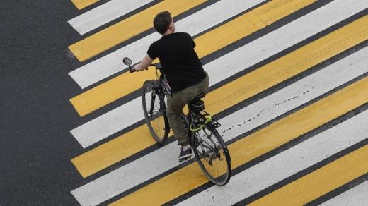 На Закарпатті 68 велосипедистів притягнули до відповідальності за порушення ПДР