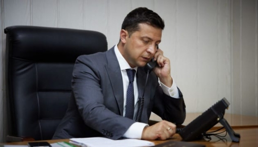 """Зеленський обговорив із прем'єром Словаччини ситуацію на Донбасі та аеропорт """"Ужгород"""""""